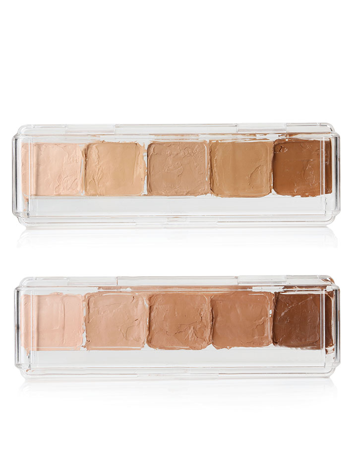 Small Foundation Palette